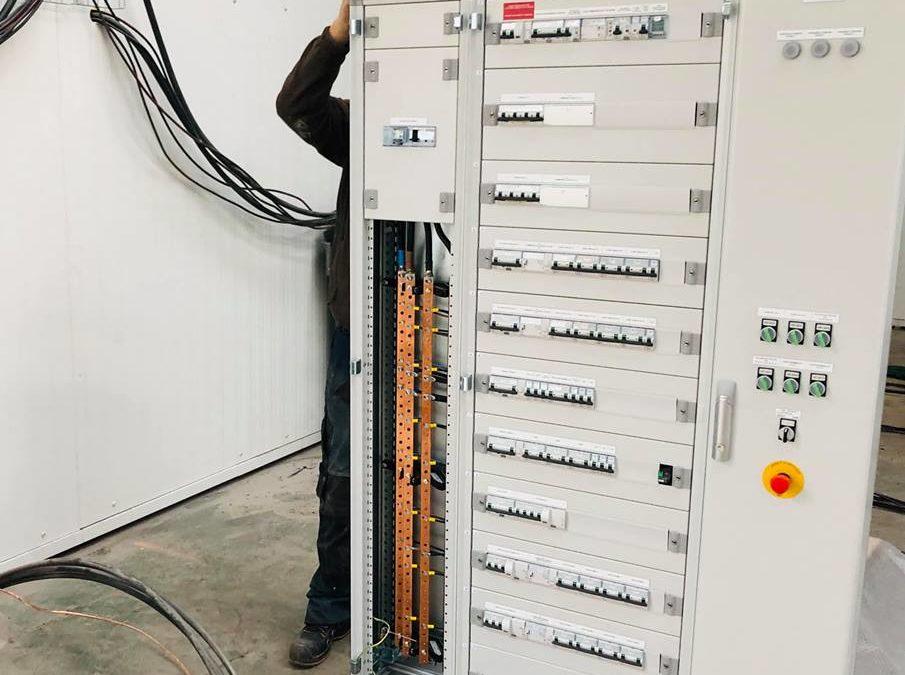 TGBT 120 000 Watts